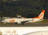 Boeing 737-8EH (SFP), PR-GGE, da GOL. (28/08/2013)