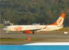 Boeing 737-8EH (SFP) (WL), PR-GXB, da GOL. (28/08/2013)
