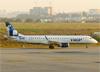 Embraer 190LR, PP-PJU, da Azul (TRIP). (28/08/2013)