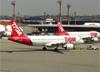 Airbus A320-214, PR-MHM, da TAM. (28/08/2013)