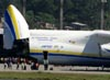 Antonov An-225 Mriya, UR-82060, da Antonov Airlines, desembarcando válvulas para a Petrobras no aeroporto de Cumbica, em Guarulhos. Foto: Ademilton Junior. (14/02/2010)