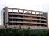 Fachada do Aeroporto de Cumbica. (02/08/2008)