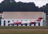 Fokker 100, PT-MRG, da TAM. (30/08/2007)