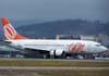 Boeing 737-322, PR-GLM, da GOL. (30/08/2007)