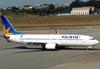 Boeing 737-8EH, PR-VBK, da Varig (GOL). (23/06/2009)