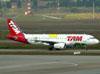 Airbus A320-232, PR-MAP, da TAM. (01/07/2011)