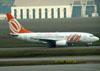 Boeing 737-76Q, PR-GOF, da GOL. (01/07/2011)