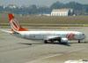 Boeing 737-8BK, PR-GOT, da GOL. (01/07/2011)