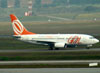 Boeing 737-7BX, PR-VBW, da GOL. (01/07/2011)