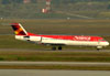 Fokker 100 (F28MK0100), PR-OAL, da Avianca Brasil. (01/07/2011)