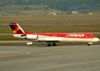 Fokker 100 (MK28F0100), PR-OAT, da Avianca Brasil. (01/07/2011)