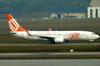 Boeing 737-8EH, PR-GTY, da GOL. (01/07/2011)