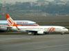 Boeing 737-8EH, PR-GTN, da GOL. (01/07/2011)