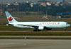 Boeing 767-35HER, C-GHLK, da Air Canada. (01/07/2011)