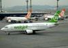 Boeing 737-341, PR-WJJ, da Webjet. (01/07/2011)