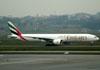 Boeing 777-31HER, A6-ECU, da Emirates. (01/07/2011)