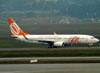 Boeing 737-8BK, PR-GIE, da GOL. (01/07/2011)