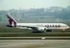 Boeing 777-2DZLR, A7-BBB, da Qatar. (01/07/2011)