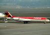 Fokker 100 (F28MK0100), PR-OAD, da Avianca Brasil. (01/07/2011)