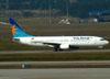 Boeing 737-809, PR-GIT, da GOL. (01/07/2011)