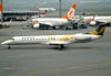 Embraer ERJ 145LR, PR-PSH, da Passaredo. (01/07/2011)