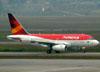 Airbus A318-121, PR-AVL, da Avianca Brasil. (01/07/2011)