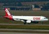 Airbus A320-232, PR-MBT, da TAM. (01/07/2011)