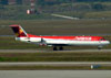 Fokker 100 (F28MK0100), PR-OAF, da Avianca Brasil. (01/07/2011)