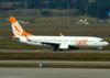 Boeing 737-8EH, PR-GTT, da GOL. (01/07/2011)