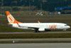 Boeing 737-8EH, PR-GGM, da GOL. (01/07/2011)