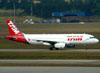 Airbus A320-232, PR-MAZ, da TAM. (01/07/2011)