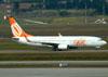 Boeing 737-8EH, PR-GGT, da GOL. (01/07/2011)