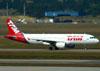 Airbus A320-214, PR-MHG, da TAM. (01/07/2011)