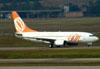 Boeing 737-7K9, PR-GOX, da GOL. (01/07/2011)