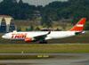 Airbus A330-203, PT-MVL, da TAM. (01/07/2011)