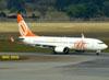 Boeing 737-8EH, PR-GTH, da GOL. (01/07/2011)