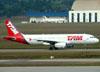 Airbus A320-232, PR-MBG, da TAM. (01/07/2011)