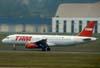 Airbus A320-232, PR-MAR, da TAM, recebido diretamente do fabricante no dia 29 de novembro 2002. (06/07/2008)