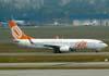 Boeing 737-8EH, PR-GTL, da GOL, recebido diretamente do fabricante no dia 23 de março de 2007. (06/07/2008)
