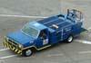Caminhão usado para retirar os dejetos dos lavatórios dos aviões da American Airlines. (06/07/2008)