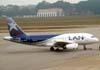 Airbus A319-132, CC-CPO, da LAN, recebido diretamente do fabricante em 1° de setembro de 2006. (06/07/2008)