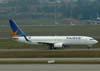 Boeing 737-8EH, PR-VBK, da Varig, recebido diretamente do fabricante pela GOL no dia 30 de novembro de 2007 com a matrícula PR-GTX. Foi recebido pela Varig em 2 de janeiro de 2008. (06/07/2008)