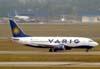 Boeing 737-341, PP-VPC, da Varig, recebido diretamente do fabricante no dia 24 de julho de 1992. (06/07/2008)