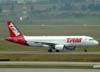 Airbus A320-214, PR-MHD, da TAM, ex-LTE, que o recebeu no dia 13 de maio de 2002 e o operou com o prefixo EC-IEP até 1° de junho de 2003, quando foi para a Volar Airlines, que manteve a matrícula e, posteriormente, o enviou para a MyAir no dia 11 de dezembro de 2004, onde ele voou com o prefixo EI-LTE até 30 de abril de 2005, quando retornou para a LTE, onde voou com o prefixo EC-JHJ até ser entregue à TAM no dia 13 de novembro de 2006. (06/07/2008)