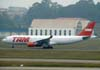 Airbus A330-223, PT-MVM, da TAM, recebido diretamente do fabricante no dia 5 de dezembro de 2007. (06/07/2008)