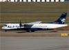 ATR 72-600 (ATR 72-212A), PR-AQC, da Azul. (07/08/2014)