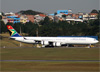 Airbus A340-642, ZS-SNA, da South African Airways. (07/08/2014)