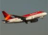 Airbus A318-121, PR-ONR, da Avianca Brasil. (07/08/2014)