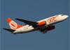 Boeing 737-7EA, PR-VBM, da GOL. (07/08/2014)