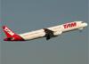Airbus A321-231, PT-MXF, da TAM. (07/08/2014)